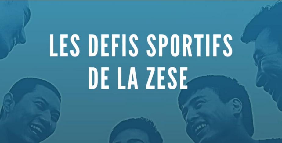 Les défis sportifs de la ZESE (défi 3)-0