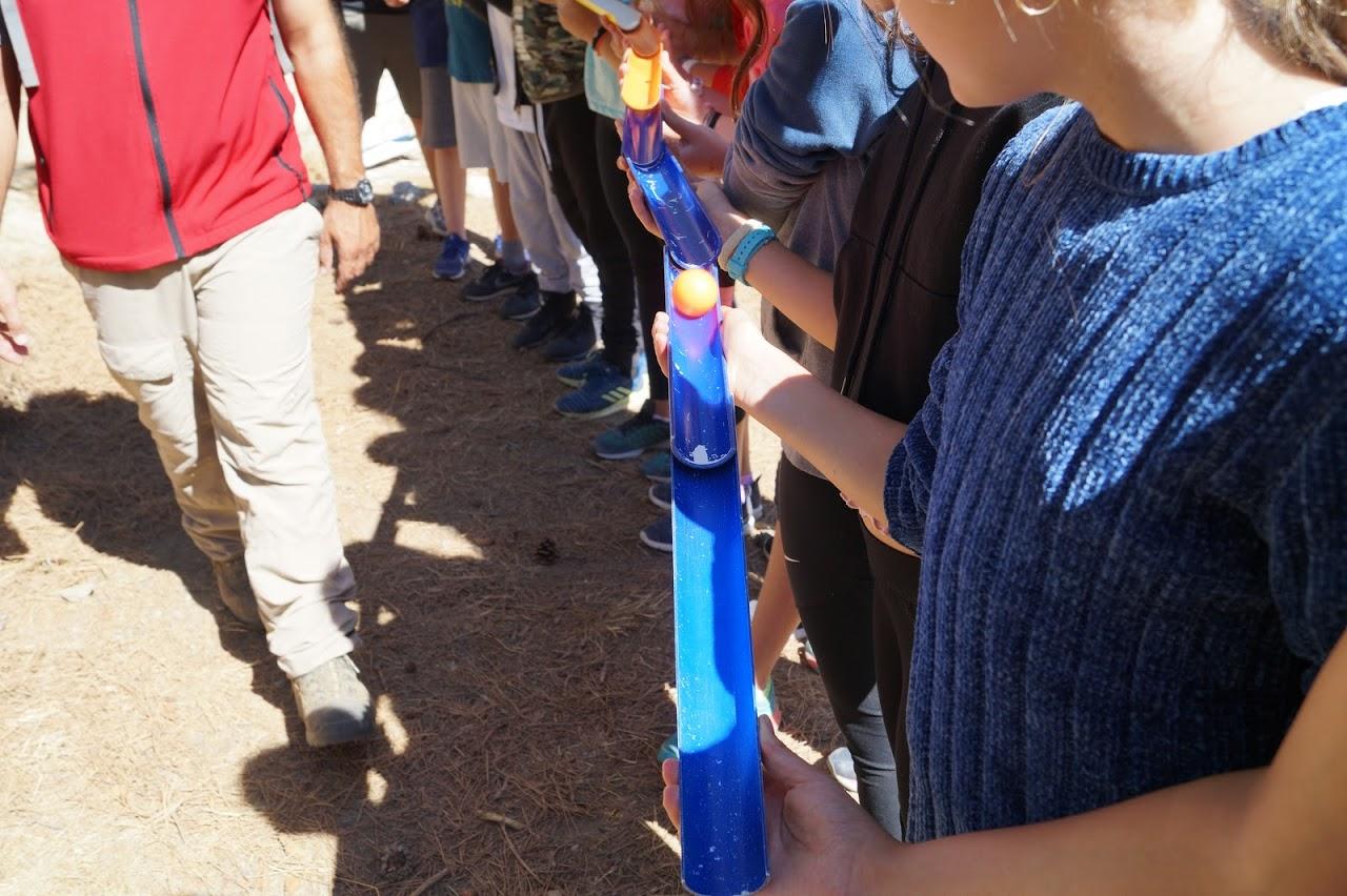Sortie des élèves de A' Gymnase au parc national de Parnès-3