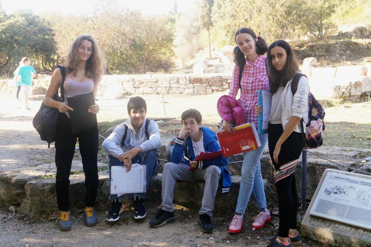 Les élèves de 3e4 sur les traces des Révoltés d'Athènes-3