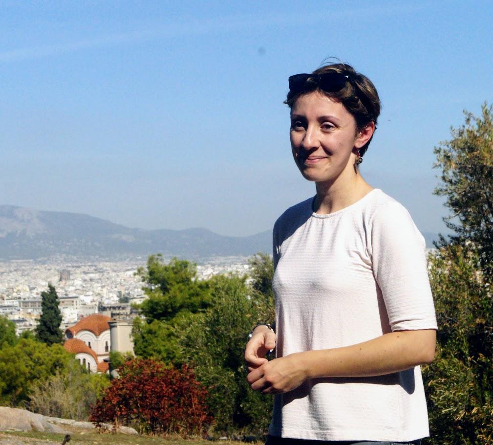 Les élèves de 3e4 sur les traces des Révoltés d'Athènes-1
