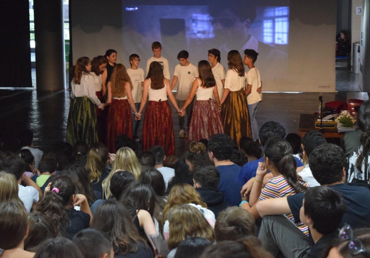 Οι μαθητές του LFHED τιμούντην επέτειοτου ΟΧΙ-16