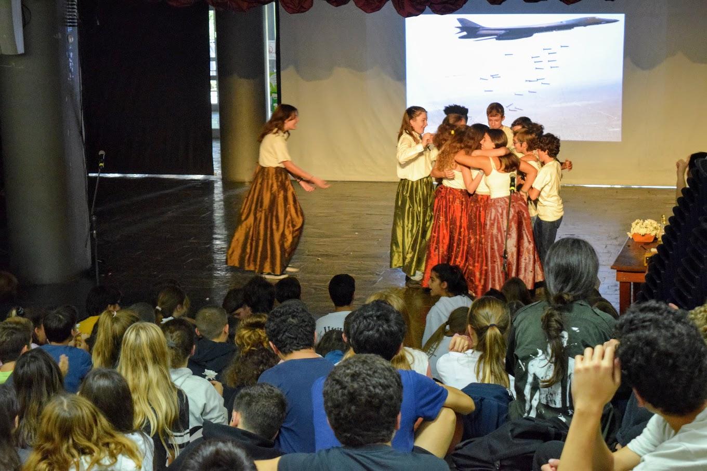 Οι μαθητές του LFHED τιμούντην επέτειοτου ΟΧΙ-20