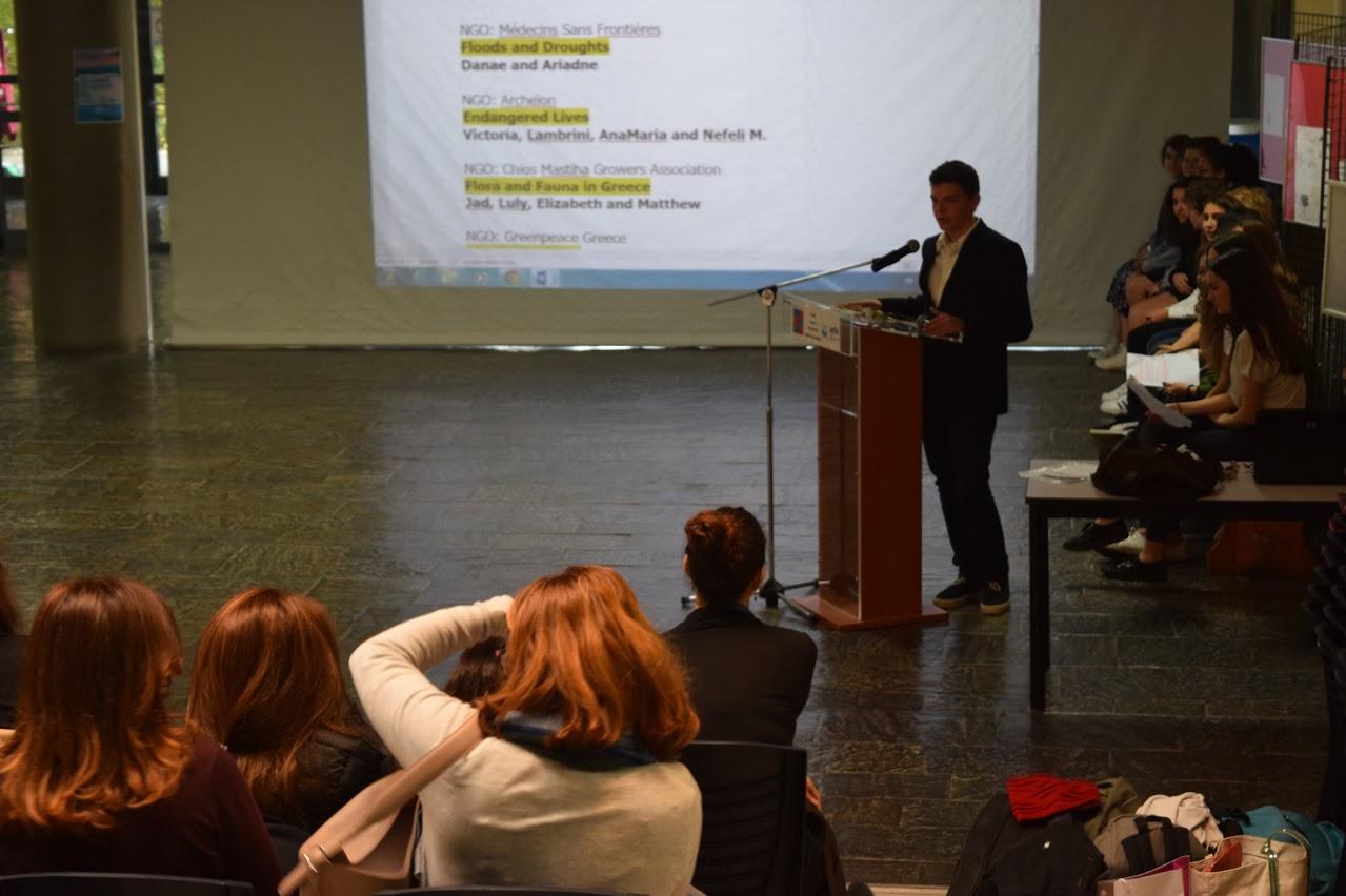 Le projet des élèves OIB « Climate Emergency » aboutit !-0