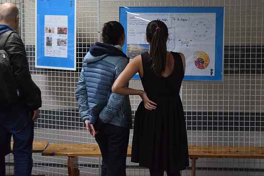 Le projet des élèves OIB « Climate Emergency » aboutit !-1