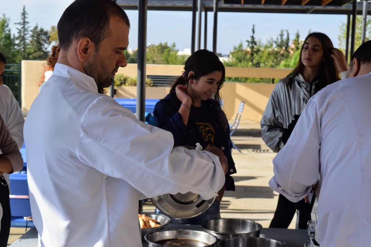 Ateliers cuisine en italien pour fêter la semaine de la gastronomie italienne dans le monde-3