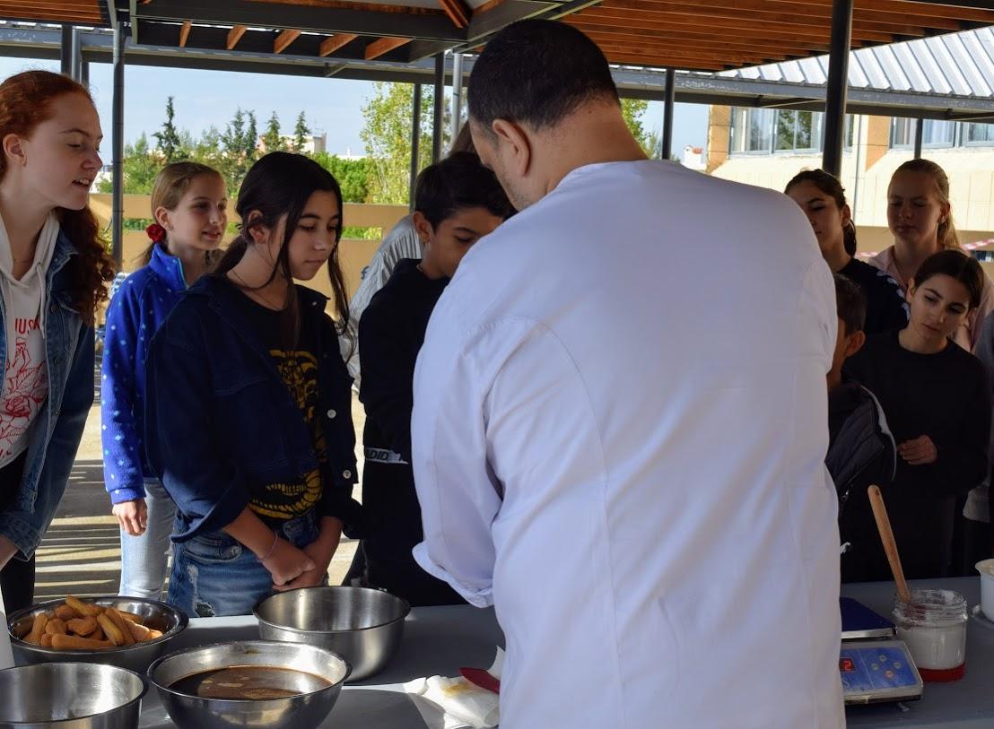 Ateliers cuisine en italien pour fêter la semaine de la gastronomie italienne dans le monde-6