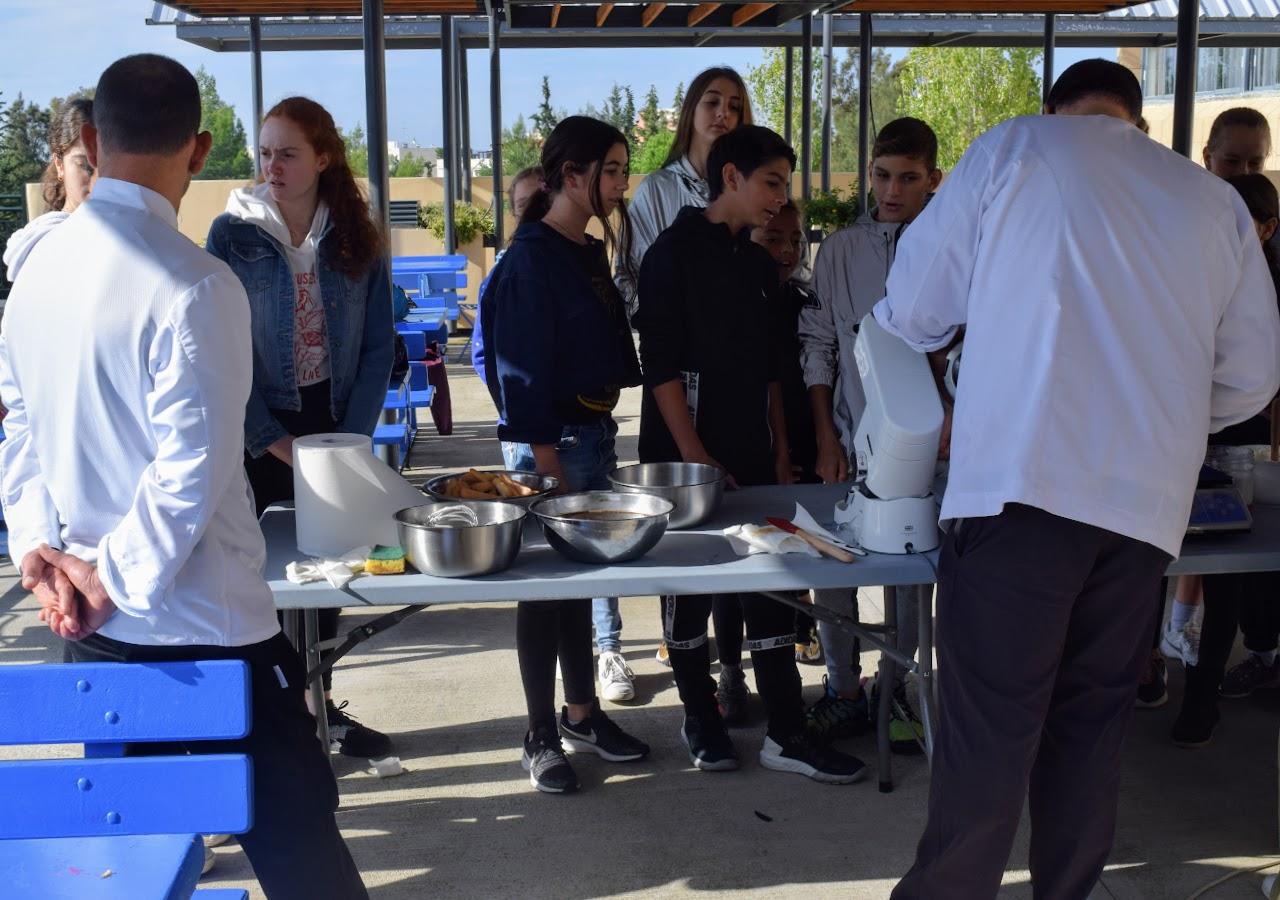 Ateliers cuisine en italien pour fêter la semaine de la gastronomie italienne dans le monde-5