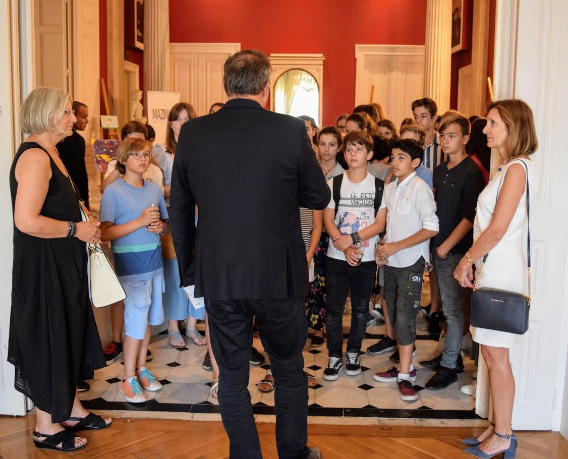 Nos élèves participent au concours de dessin lancé par l'Ambassade sur le thème de l'égalité-1