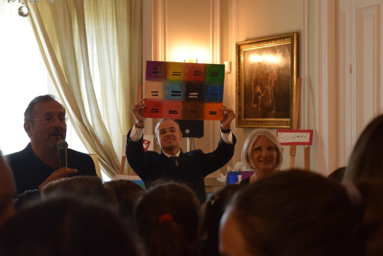 Nos élèves participent au concours de dessin lancé par l'Ambassade sur le thème de l'égalité-3