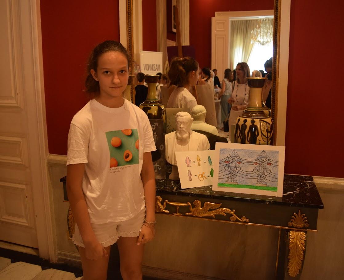 Nos élèves participent au concours de dessin lancé par l'Ambassade sur le thème de l'égalité-5