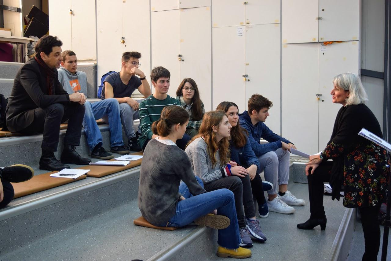 Atelier pédagogique de lecture de textes à voix haute avec Eric Cénat-2