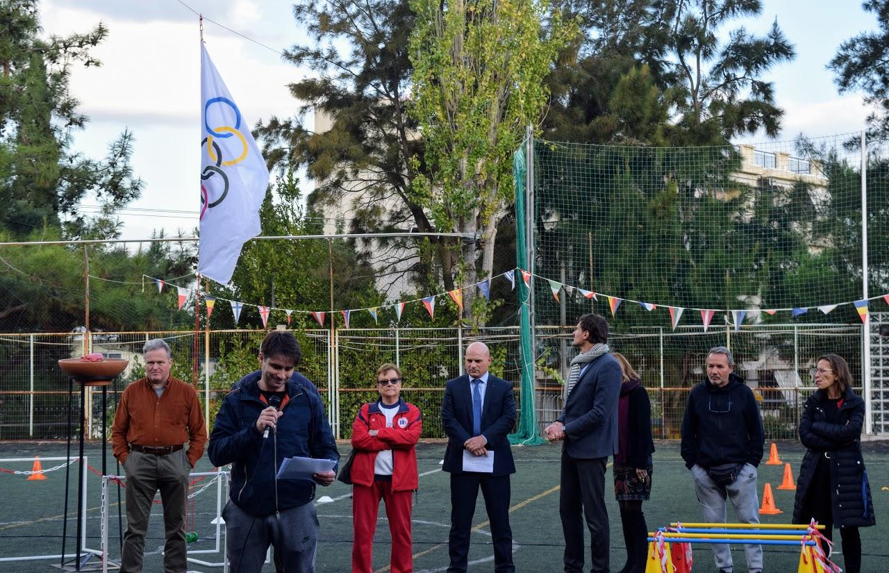 """Les 1ères Olympiades de l'année s'ouvrent sur l'annonce de la labellisation """"Génération 2024"""" du LFHED ! -3"""