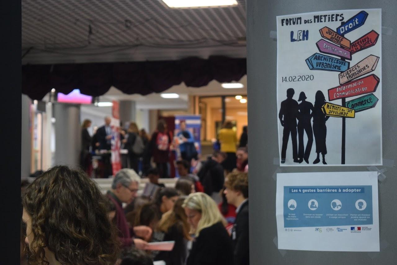 Forum des métiers 2020-11