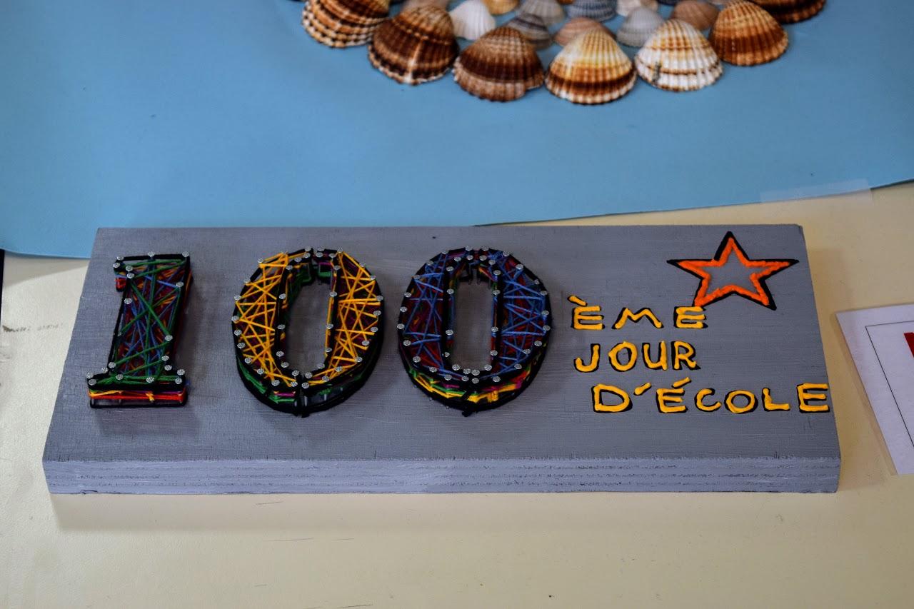 La fête du 100e jour d'école-0