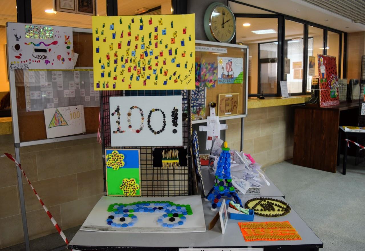 La fête du 100e jour d'école-4