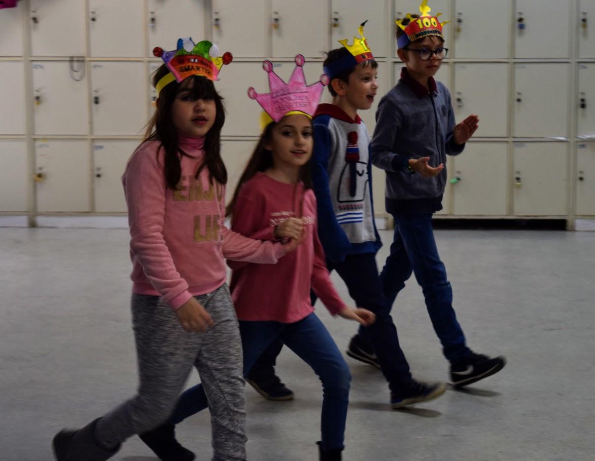 La fête du 100e jour d'école-5