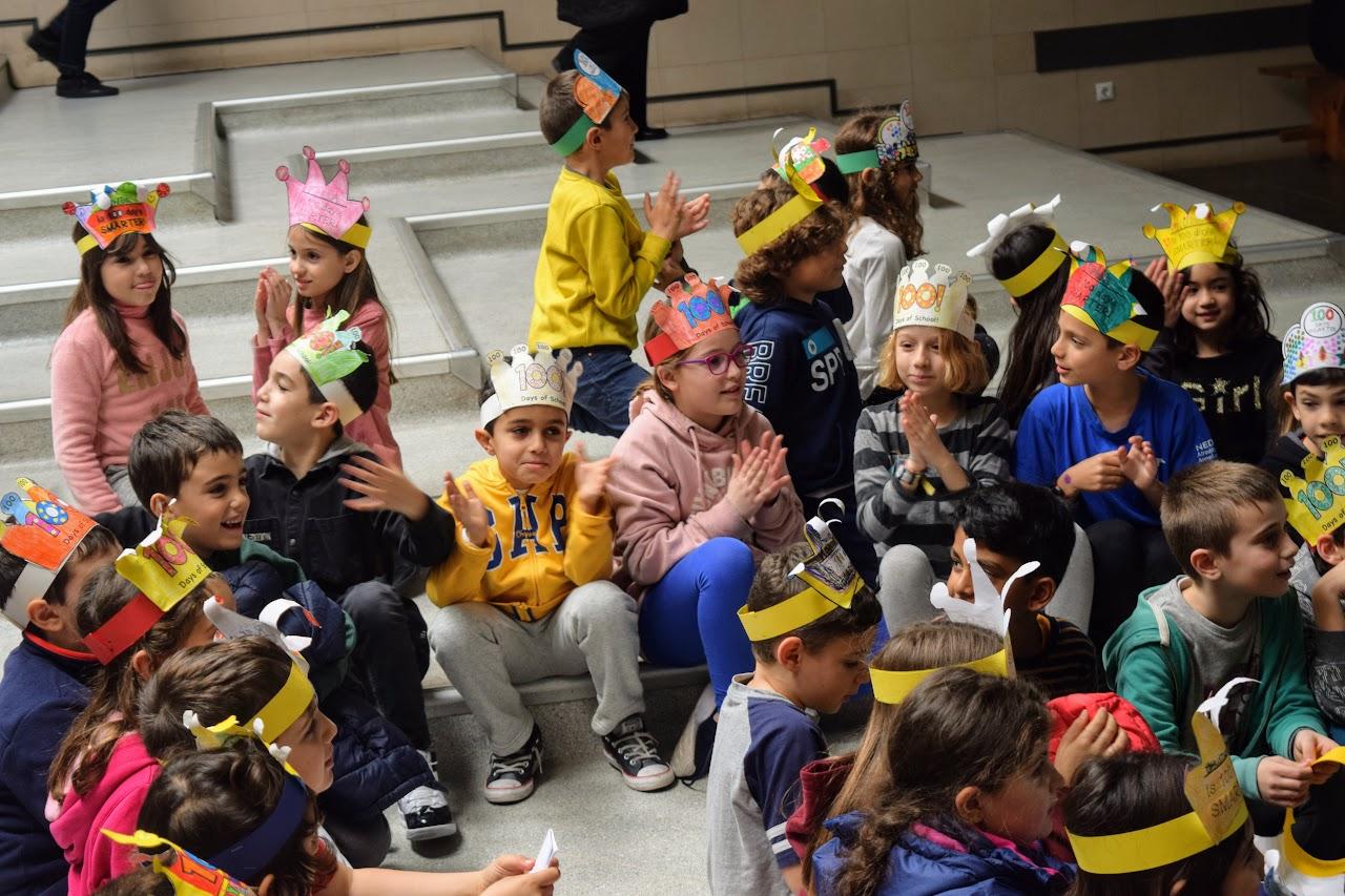 La fête du 100e jour d'école-11