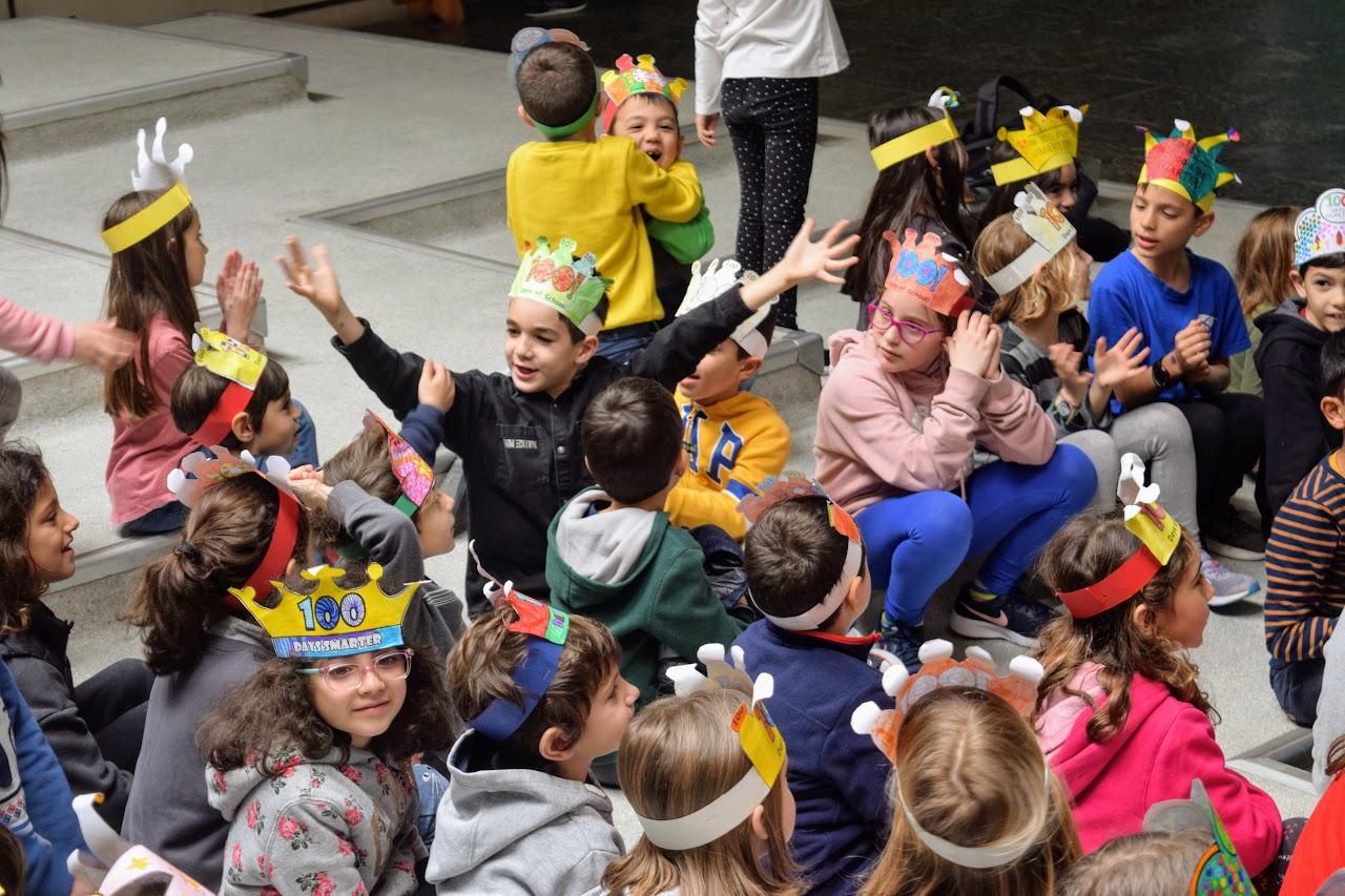 La fête du 100e jour d'école-17