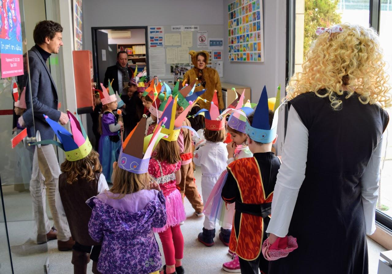 Jeux, danses et mascarades… L'école primaire du LFHED fête le carnaval !-20