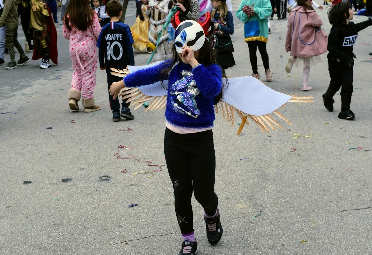 Jeux, danses et mascarades… L'école primaire du LFHED fête le carnaval !-23