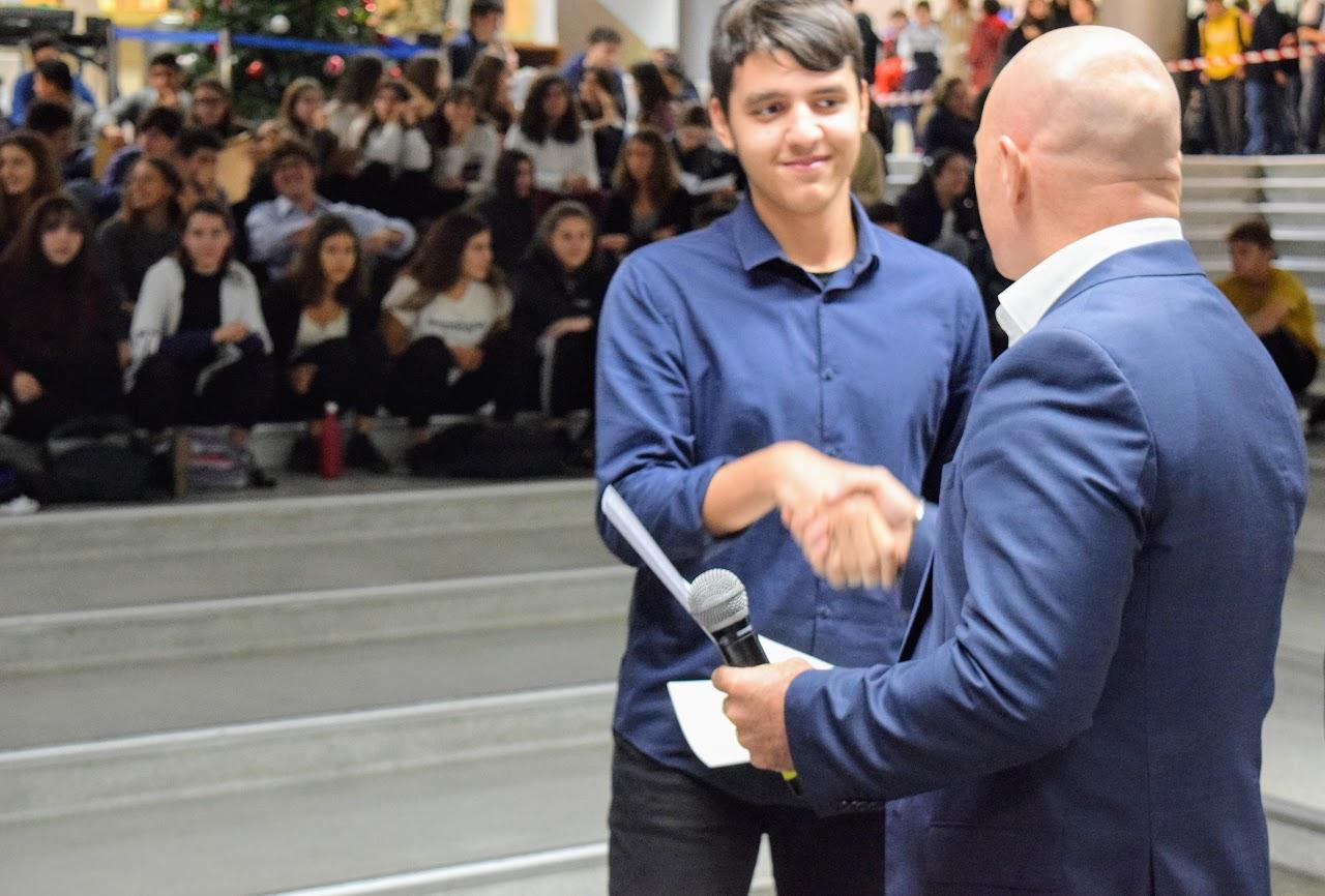 Cérémonie officielle de remise des diplômes du DNB et de l'examen d'anglais IGCSE-27