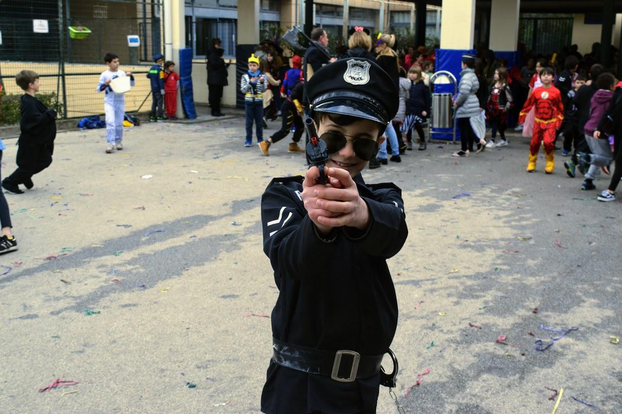 Jeux, danses et mascarades… L'école primaire du LFHED fête le carnaval !-12