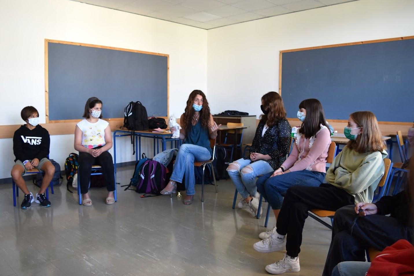 Ateliers philosophie au LFHED-10