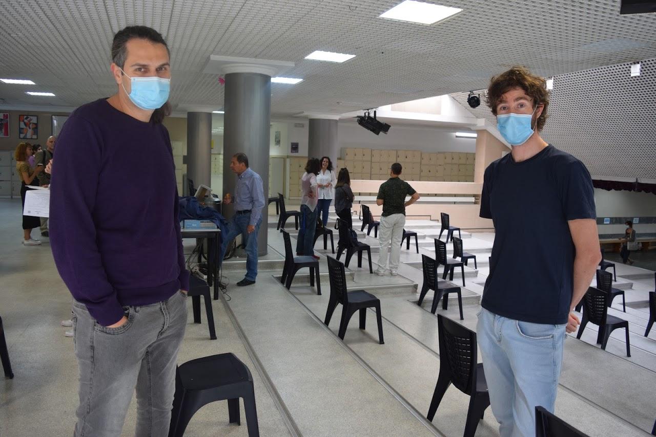 Reprise des cours au LFHED dans le respect des conditions sanitaires-6