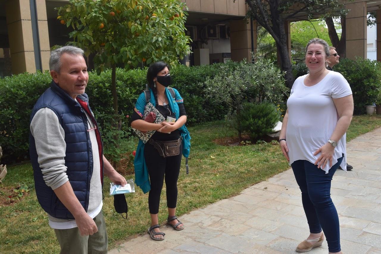 Reprise des cours au LFHED dans le respect des conditions sanitaires-9