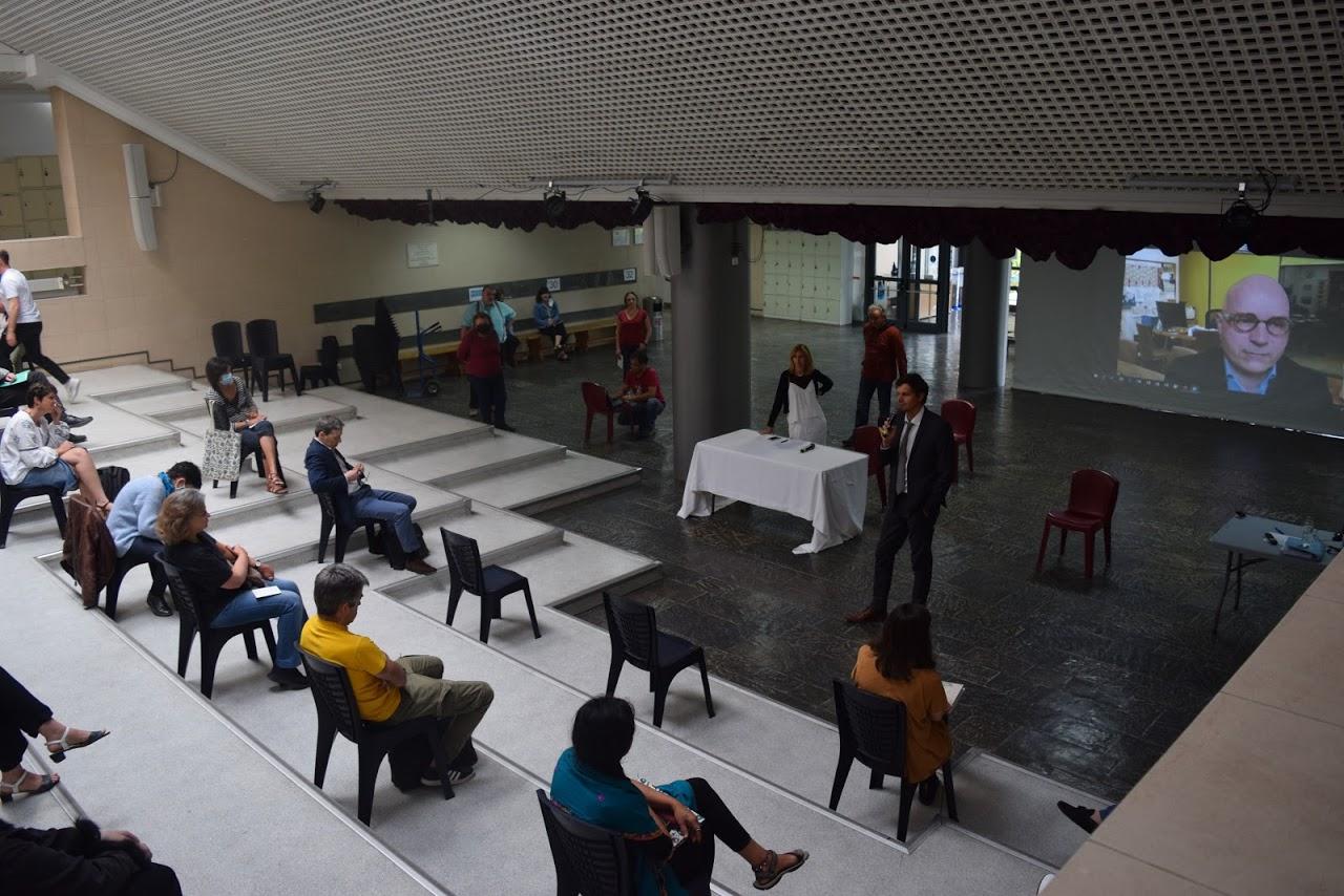 Reprise des cours au LFHED dans le respect des conditions sanitaires-11