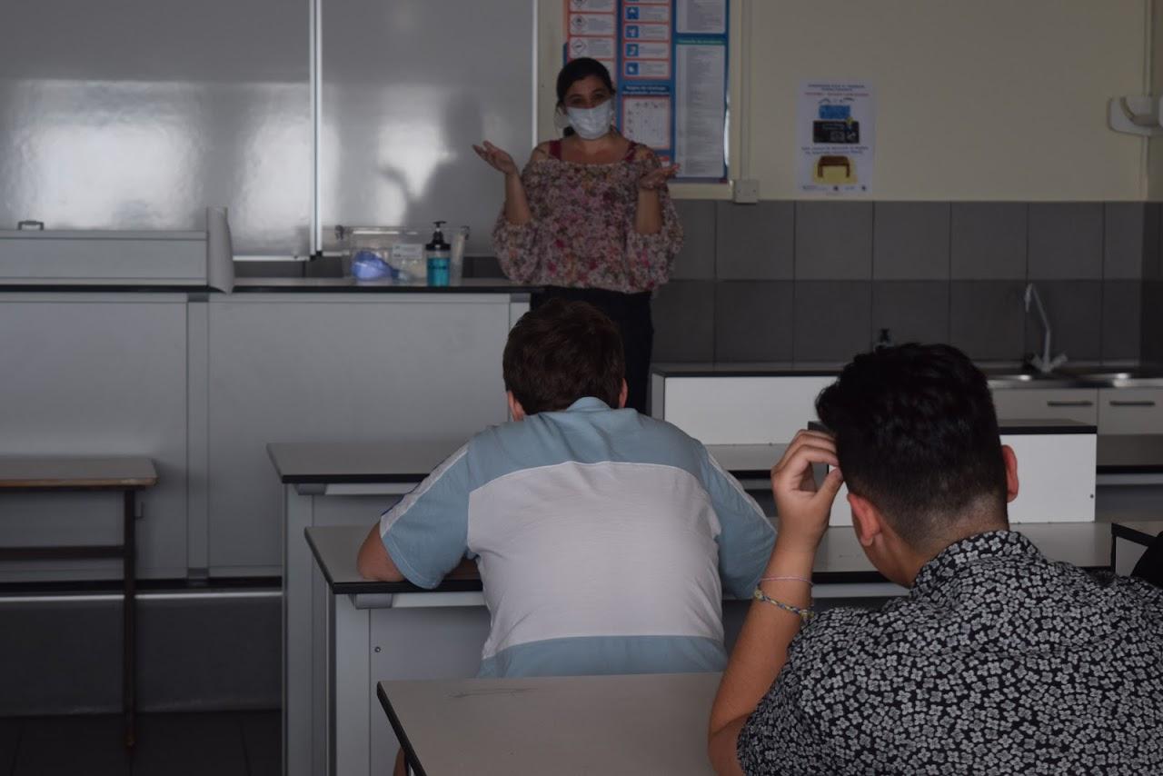 Reprise des cours au LFHED dans le respect des conditions sanitaires-1