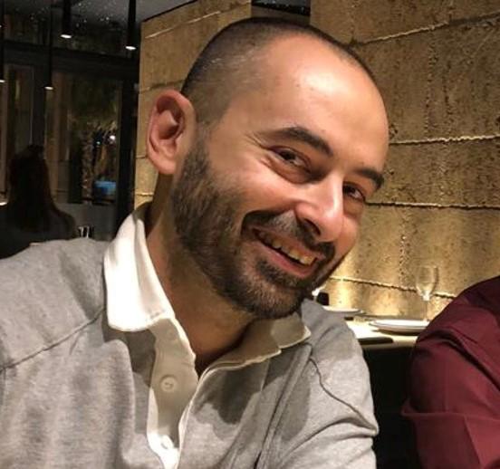 Γιώργος Γλιάτας,  Area Sales Manager