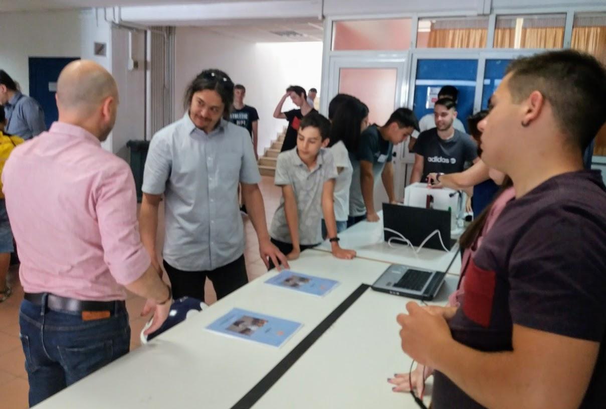 Το σχολείο μας συμμετείχει στον πρώτο διαγωνισμό εκπαιδευτικής ρομποτικής και physical computing-1