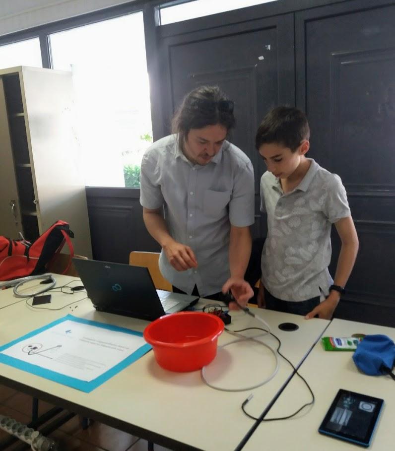 Το σχολείο μας συμμετείχει στον πρώτο διαγωνισμό εκπαιδευτικής ρομποτικής και physical computing-3