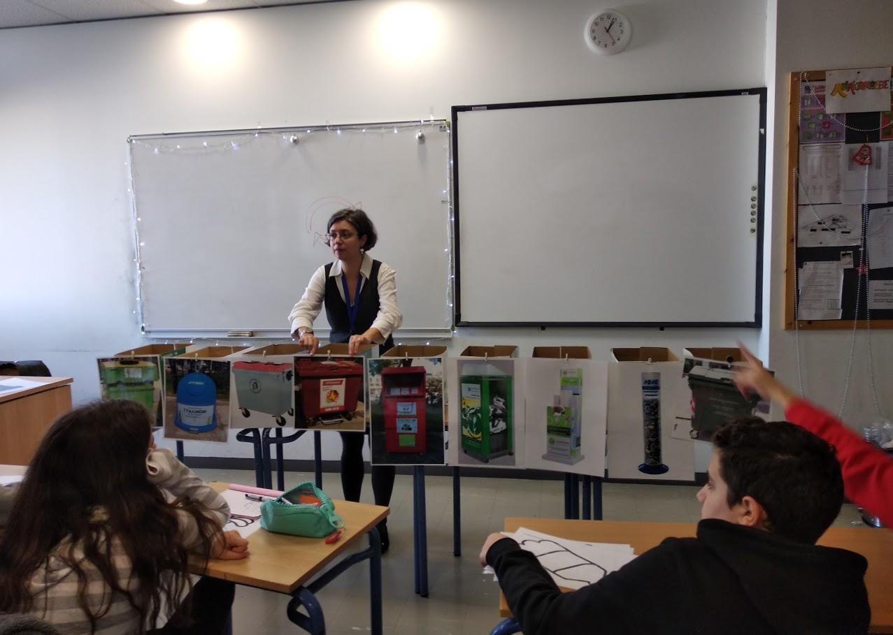 Επίσκεψη του Κινητού Πράσινου Σημείου στο σχολείο μας-2