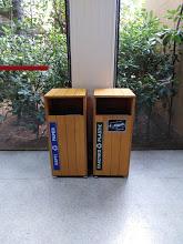Le LFHED se dote de nouvelles poubelles éco responsables   -1