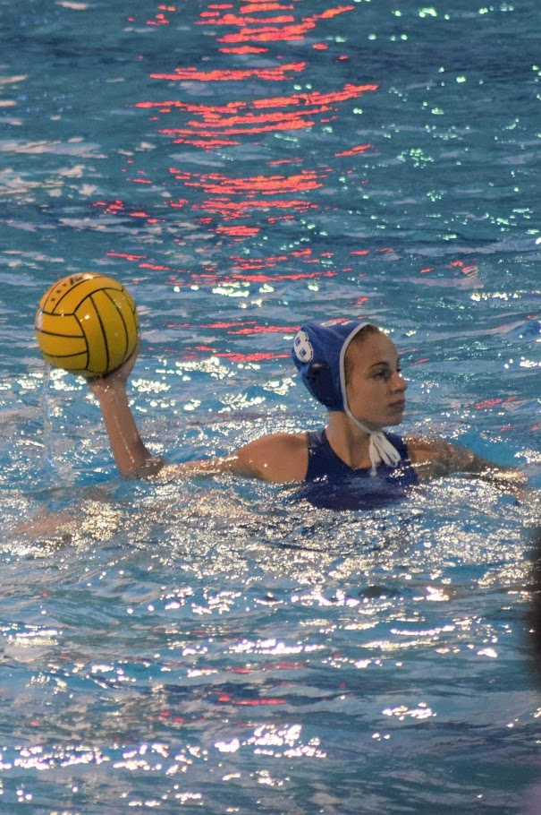 Elena Mpovali, championne nationale junior de water-polo !-1