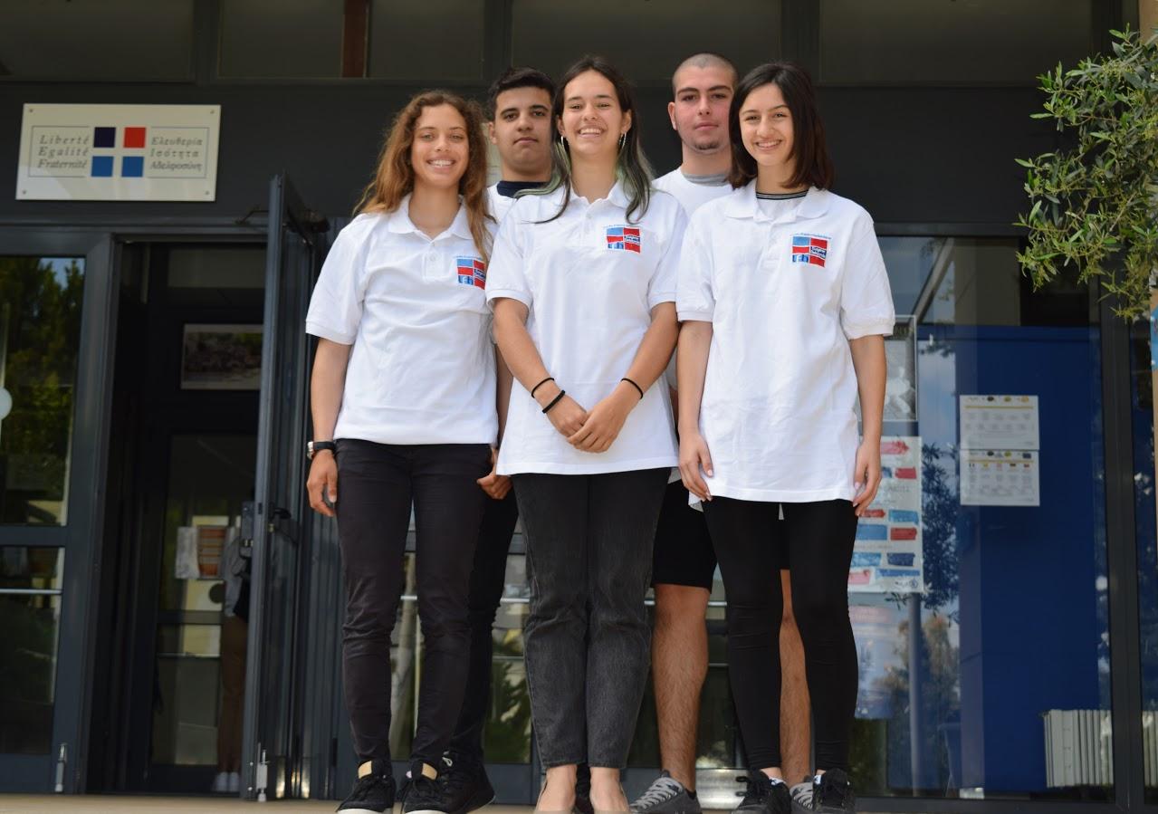 Bonne chance à nos élèves participant aux Jeux Internationaux de la Jeunesse à Beyrouth !
