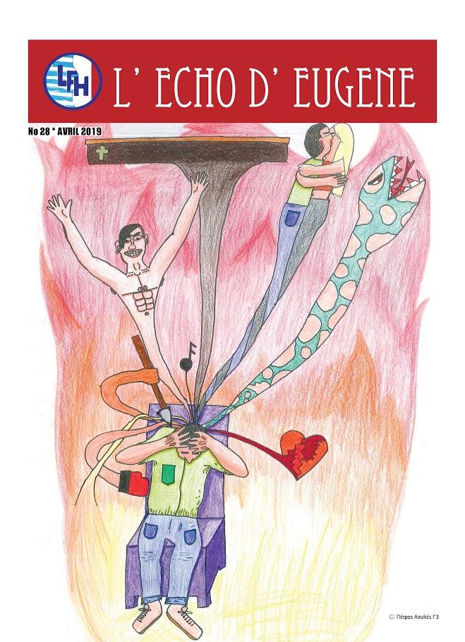 Echo d'Eugène numéro 28 (Avril 2019)-0