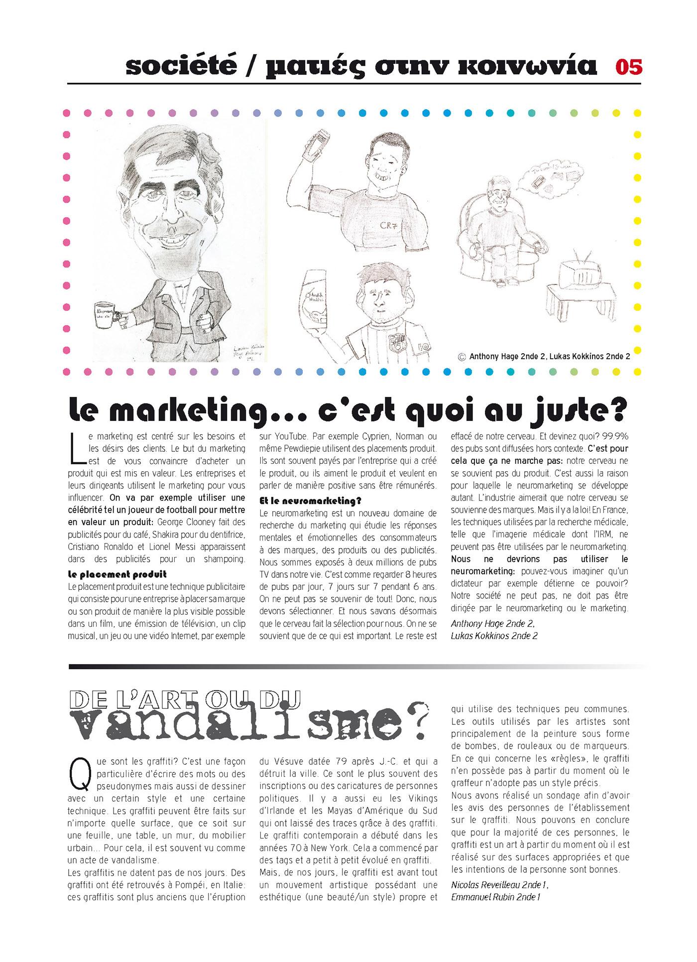 Echo d'Eugène numéro 18 (Janvier 2016)-4