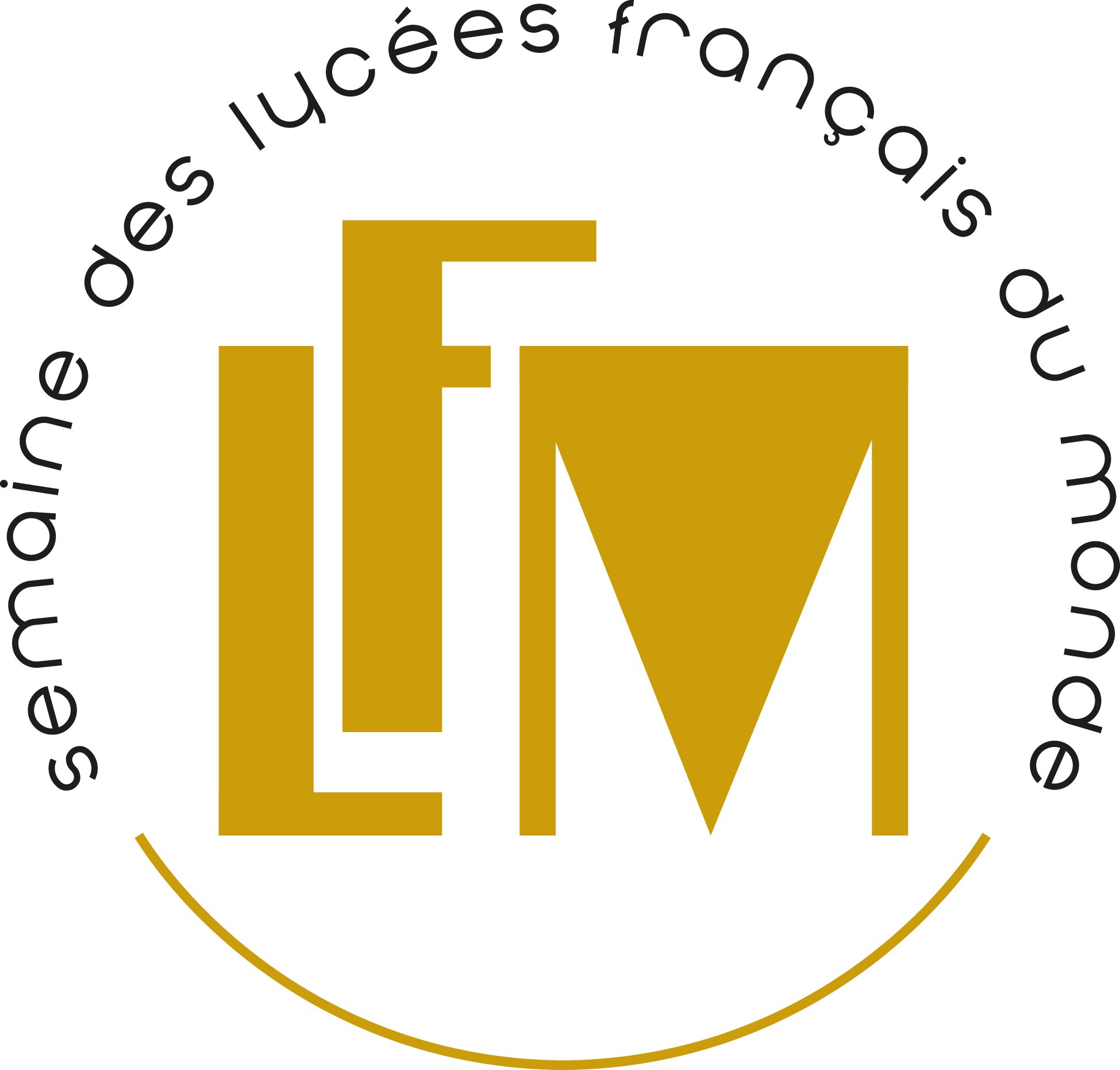 Pour fêter la Semaine des lycées français du monde, la Commission Ecologie et Recyclage du LFHED dévoile son logo !-1