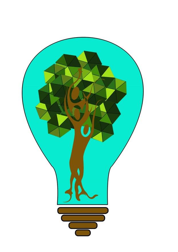 Pour fêter la Semaine des lycées français du monde, la Commission Ecologie et Recyclage du LFHED dévoile son logo !-0