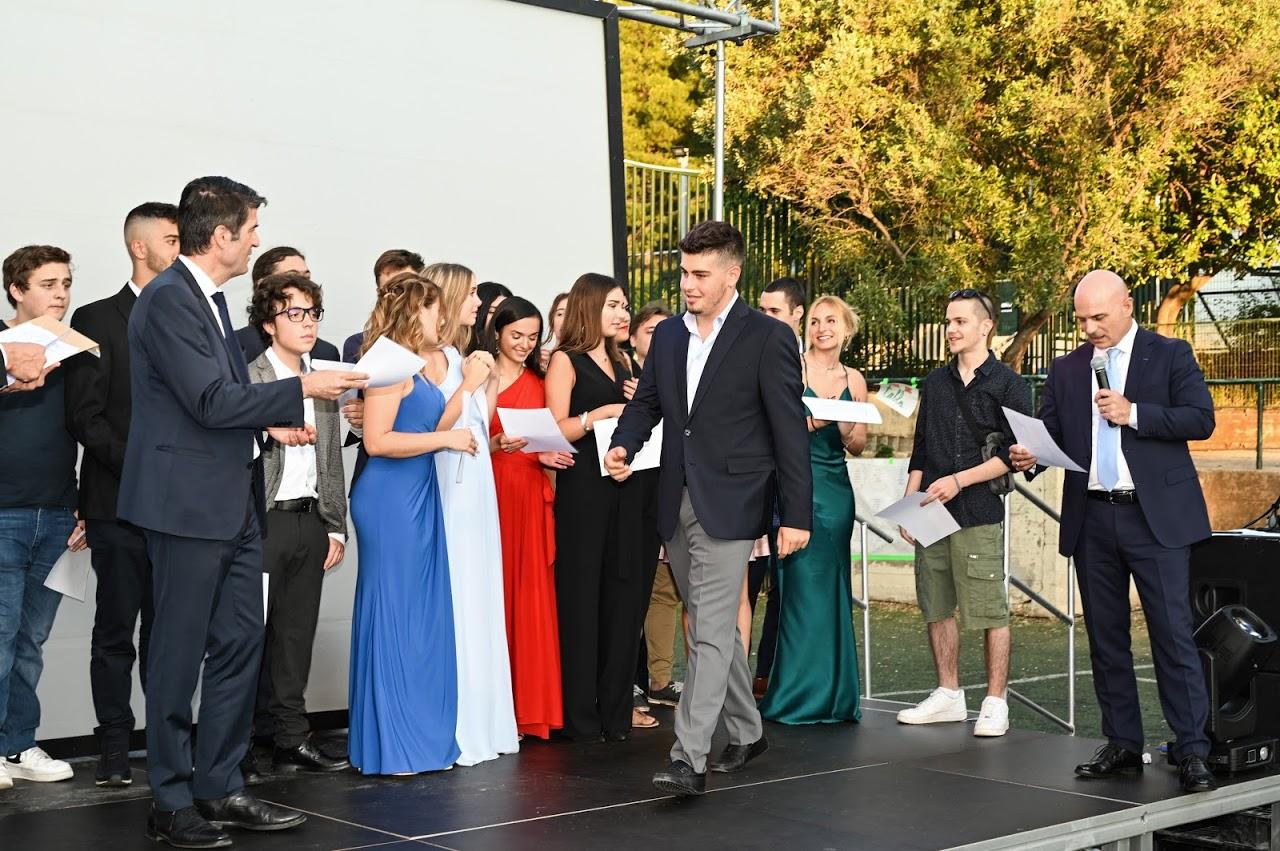 Soirée de remise des diplômes pour les Terminales promotion 2020 !-10
