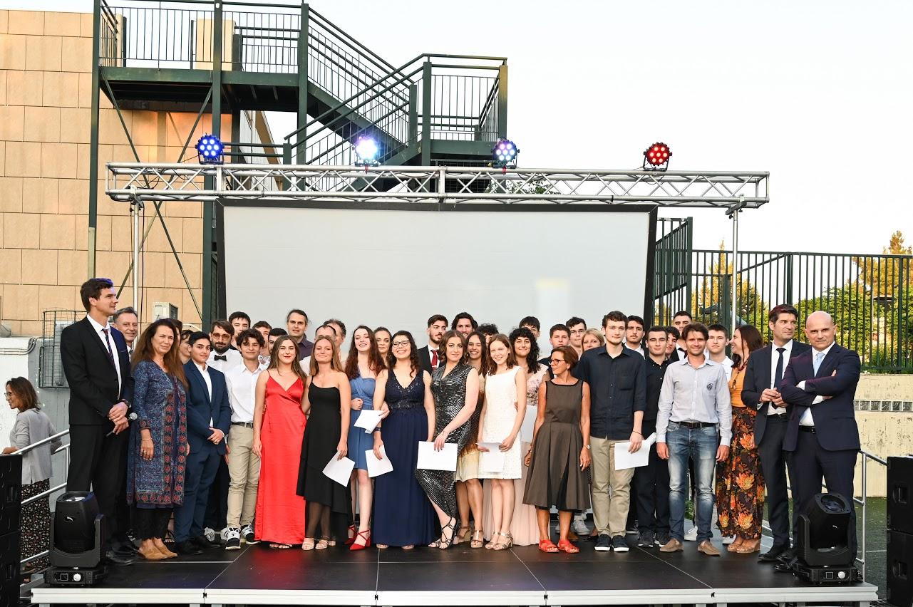 Soirée de remise des diplômes pour les Terminales promotion 2020 !-13