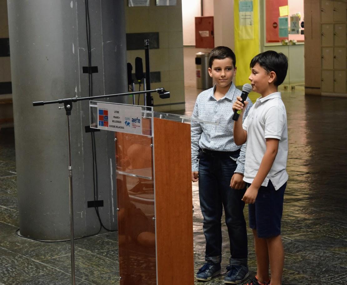 """Les élèves du primaire et du secondaire imaginent """"le monde en 2050""""-6"""