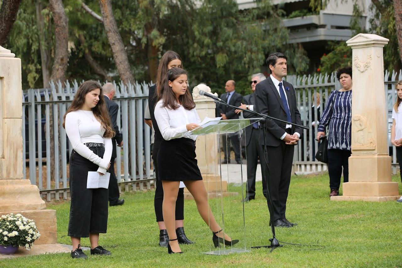 Nos élèves rendent hommage à l'action des femmes sur le front d'Orient lors de la commémoration du 11 novembre-5