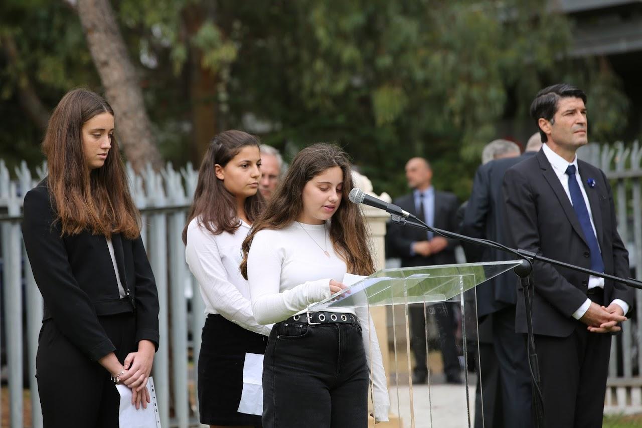 Nos élèves rendent hommage à l'action des femmes sur le front d'Orient lors de la commémoration du 11 novembre-7