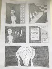Οι μαθητές της Γ' Γυμνασίου εκφράζονται μέσω της τέχνης κατά τη περίοδο του εγκλεισμού-15
