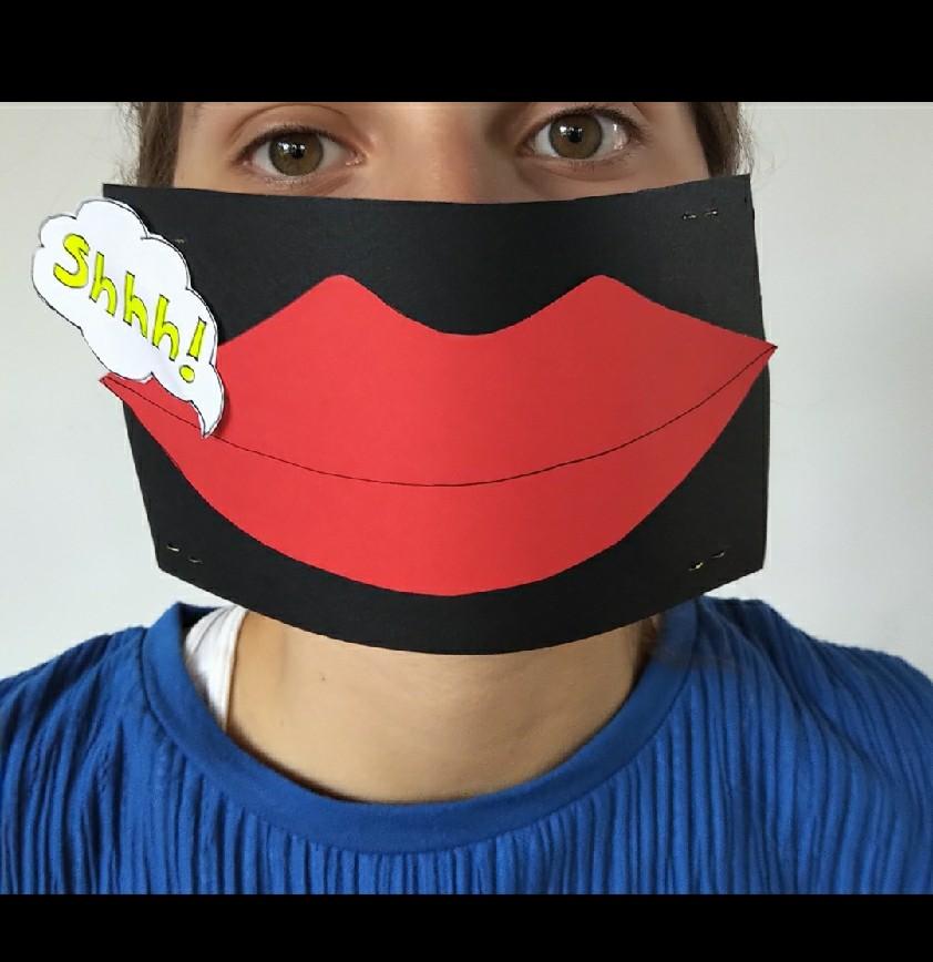 Projet de fabrication de masques en Arts plastiques : « Un masque qui te révèle autant qu'il te protège »-4