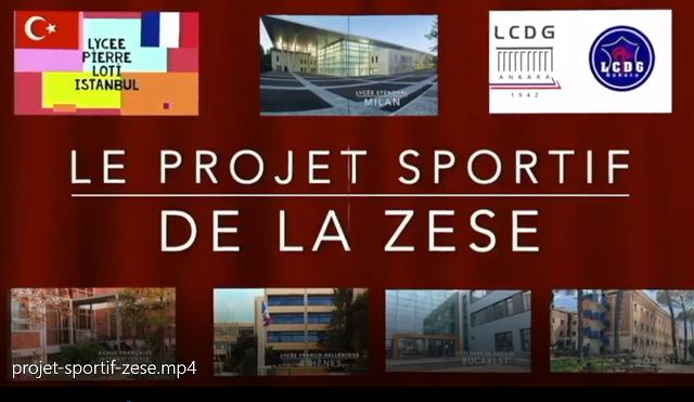 Même en période de confinement, la ZESE au cœur du développement du sport scolaire !